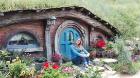 me at Hobbiton