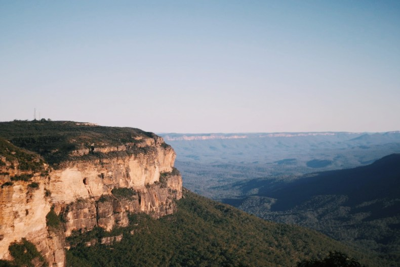 Wentworth Falls Fletcher Lookout Valley