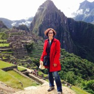 First look at the Machu Picchu ruins