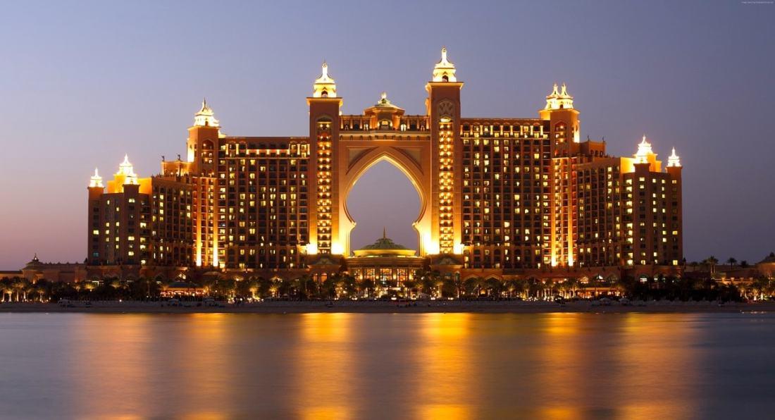 Escape the Winter, Warm Places, Dubai