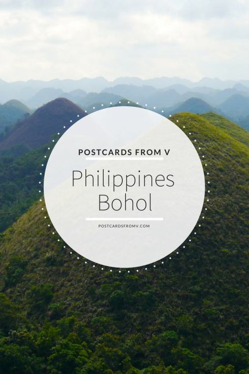 pinterest, bohol, philippines, postcards from v