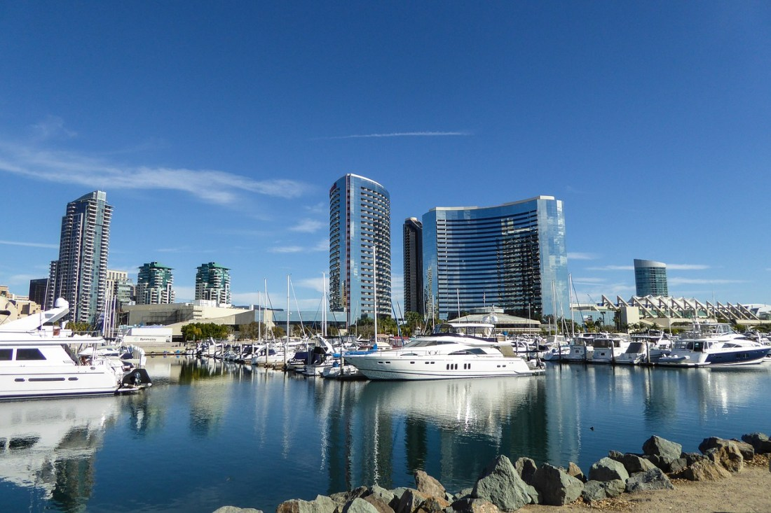 San Diego, Harbor