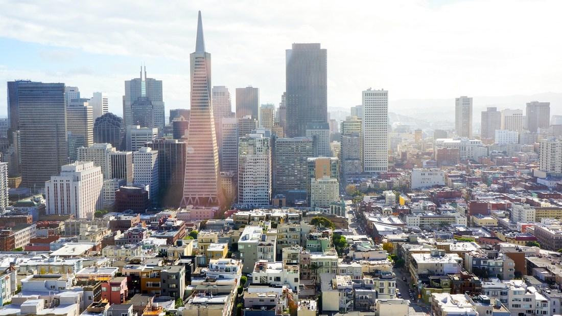 San Francisco, Skyline