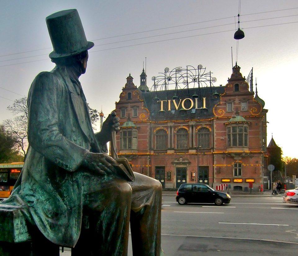 Denmark, Scandinavia, Itinerary, Copenhagen, Tivoli Gardens
