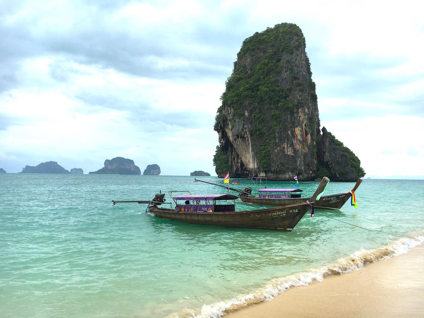 Thailand, Itinerary, Krabi