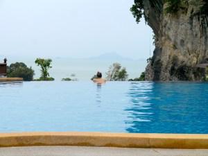 Railay Phutawan Resort, Infinity Pool, Krabi