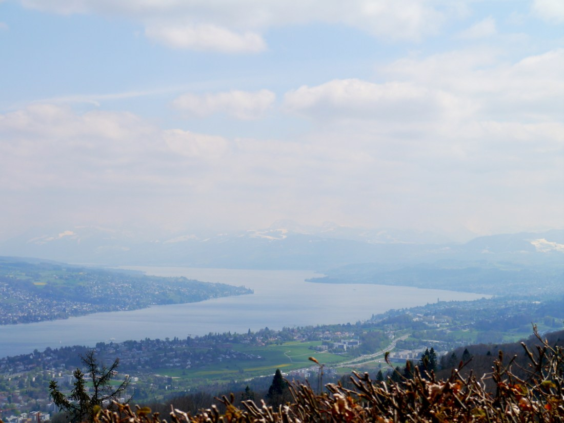Uetliberg, Hiking