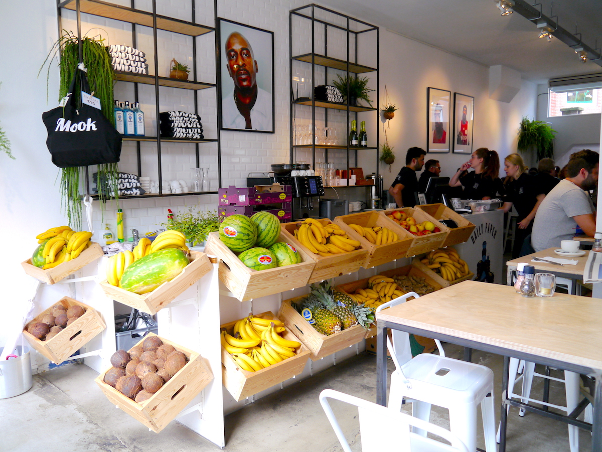 Amsterdam, City Guide, Cafés, Mook, Fruits
