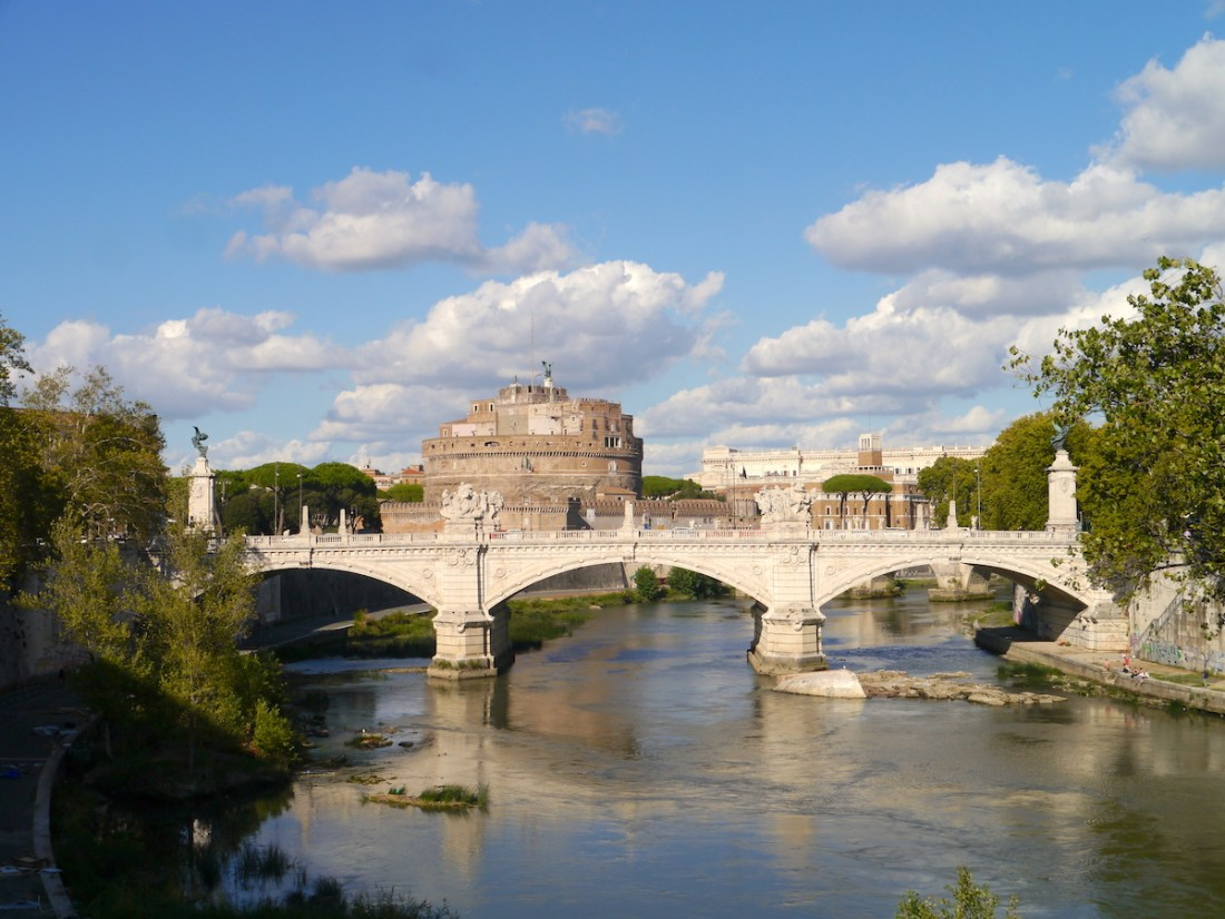 Rome, Italy, Itinerary, Castle Sant'Angelo