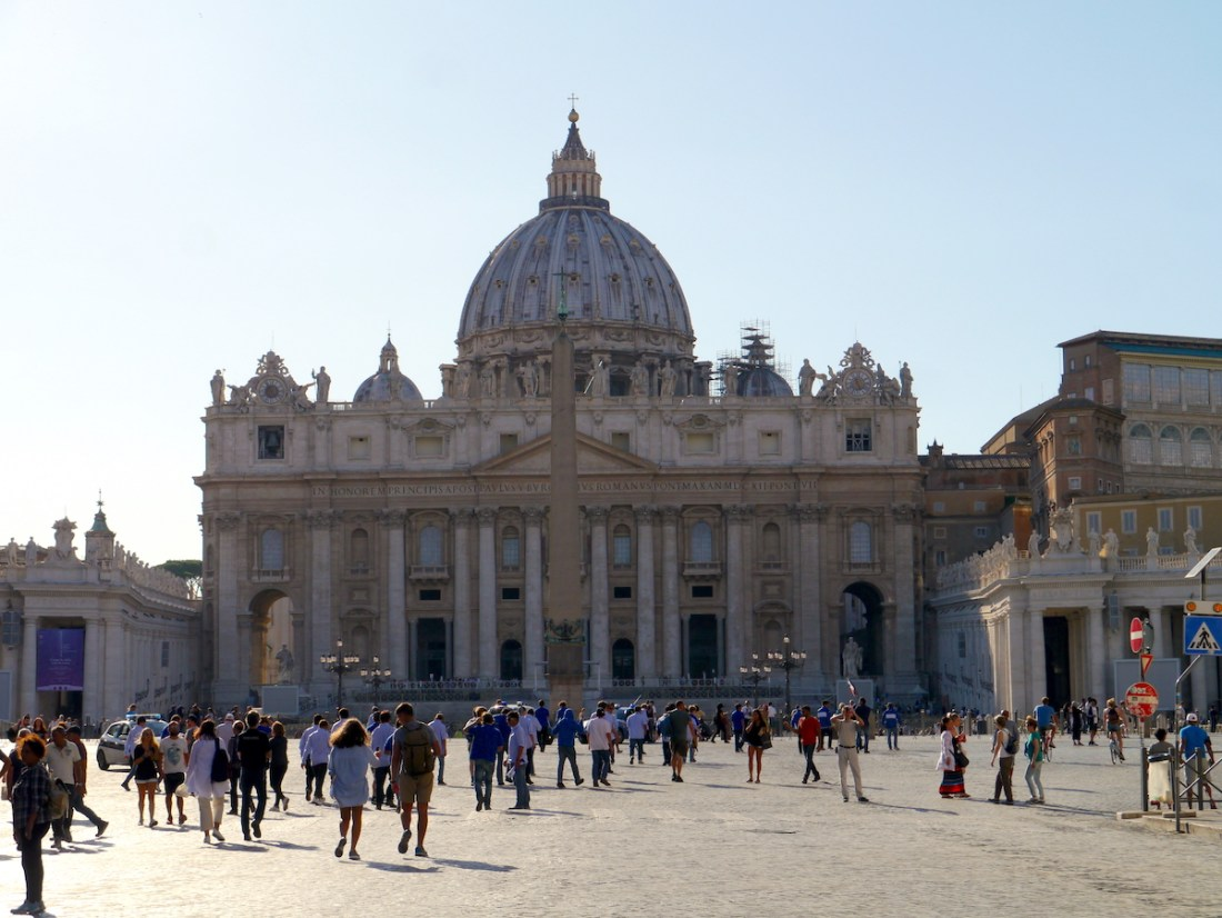 Rome, Italy, Itinerary, St. Peter's Basilica