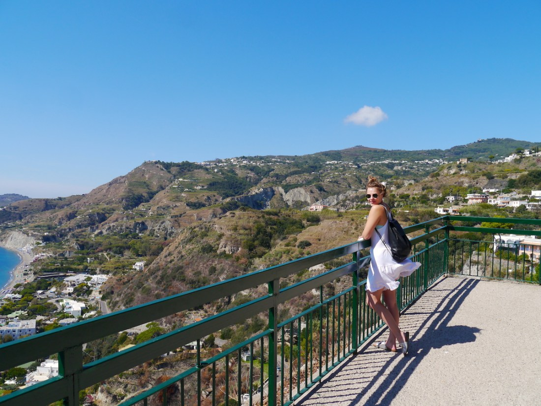Ischia, Italy, Itinerary, View