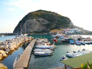 Ischia, Italy, Itinerary, Sant'Angelo, Boats