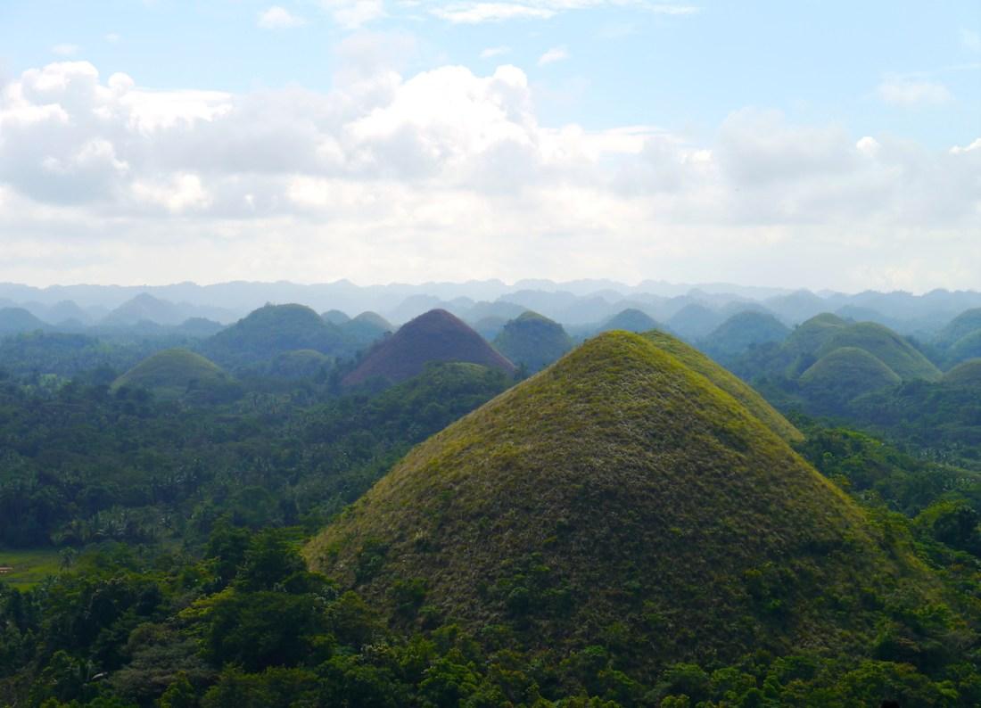 Bohol, Philippines, Itinerary
