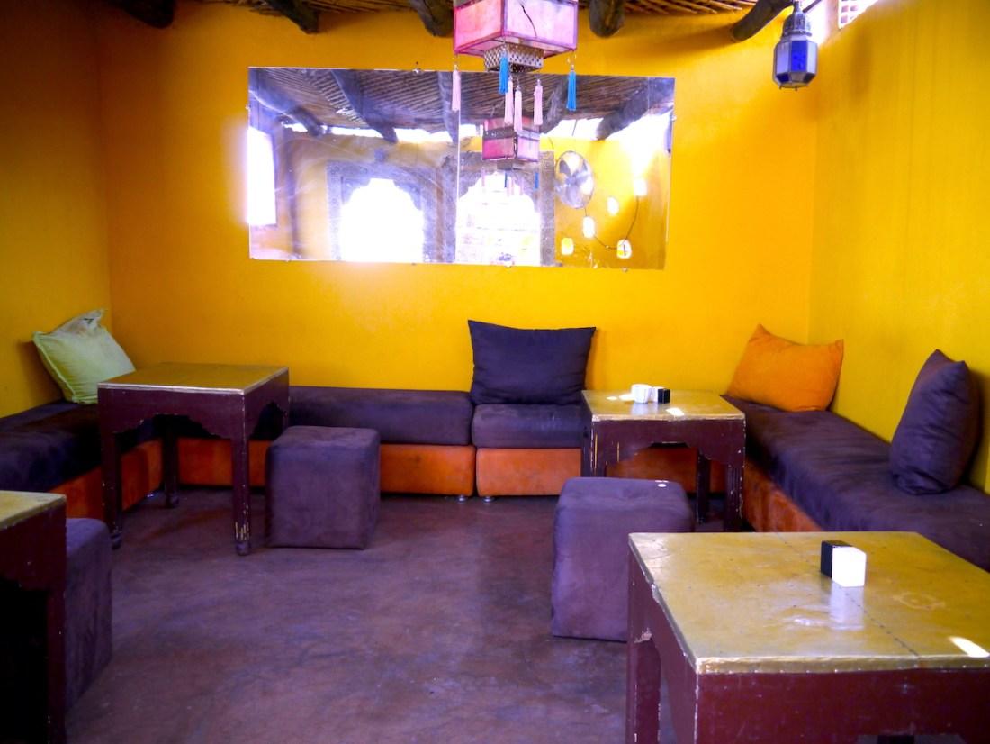 Lounge, Earth Café