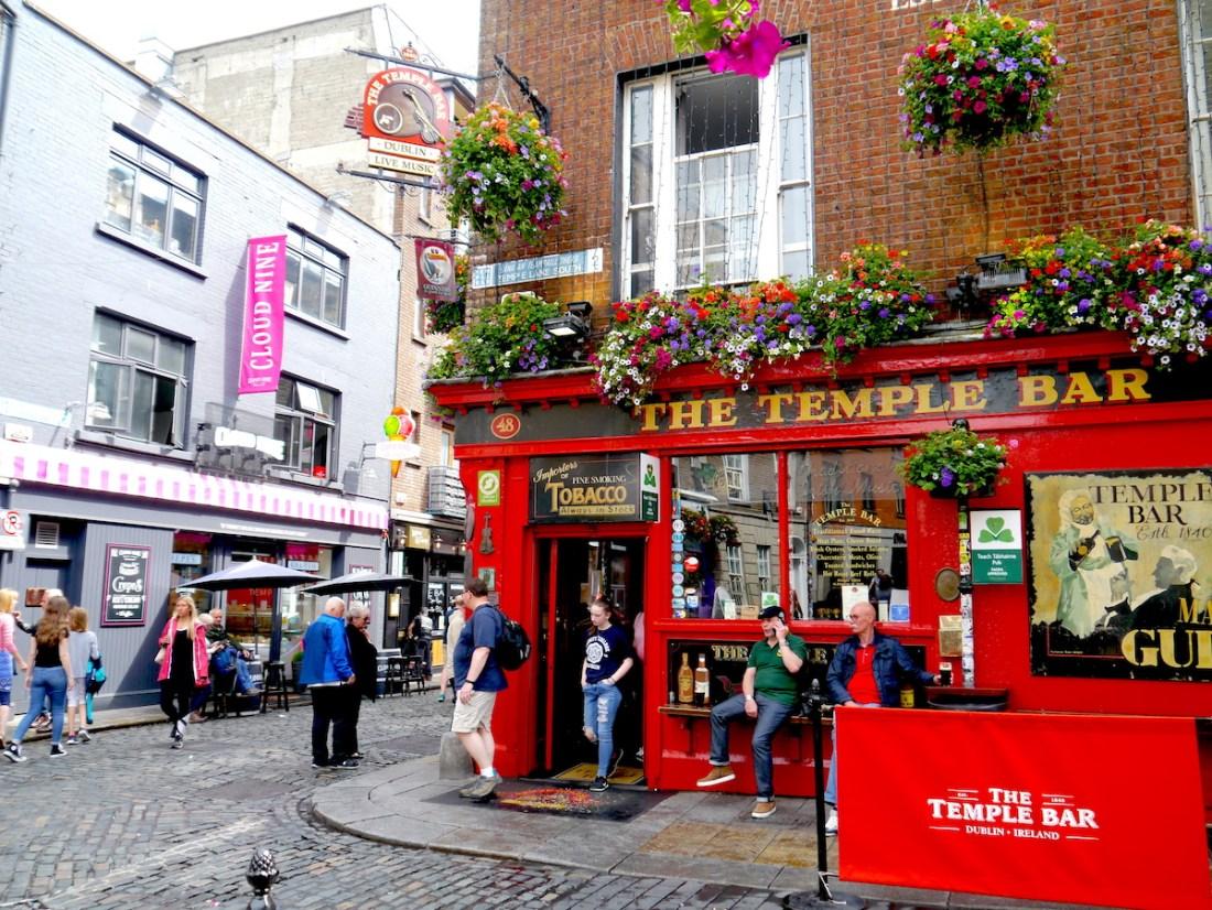Dublin, City Guide, The Temple Bar, Pub