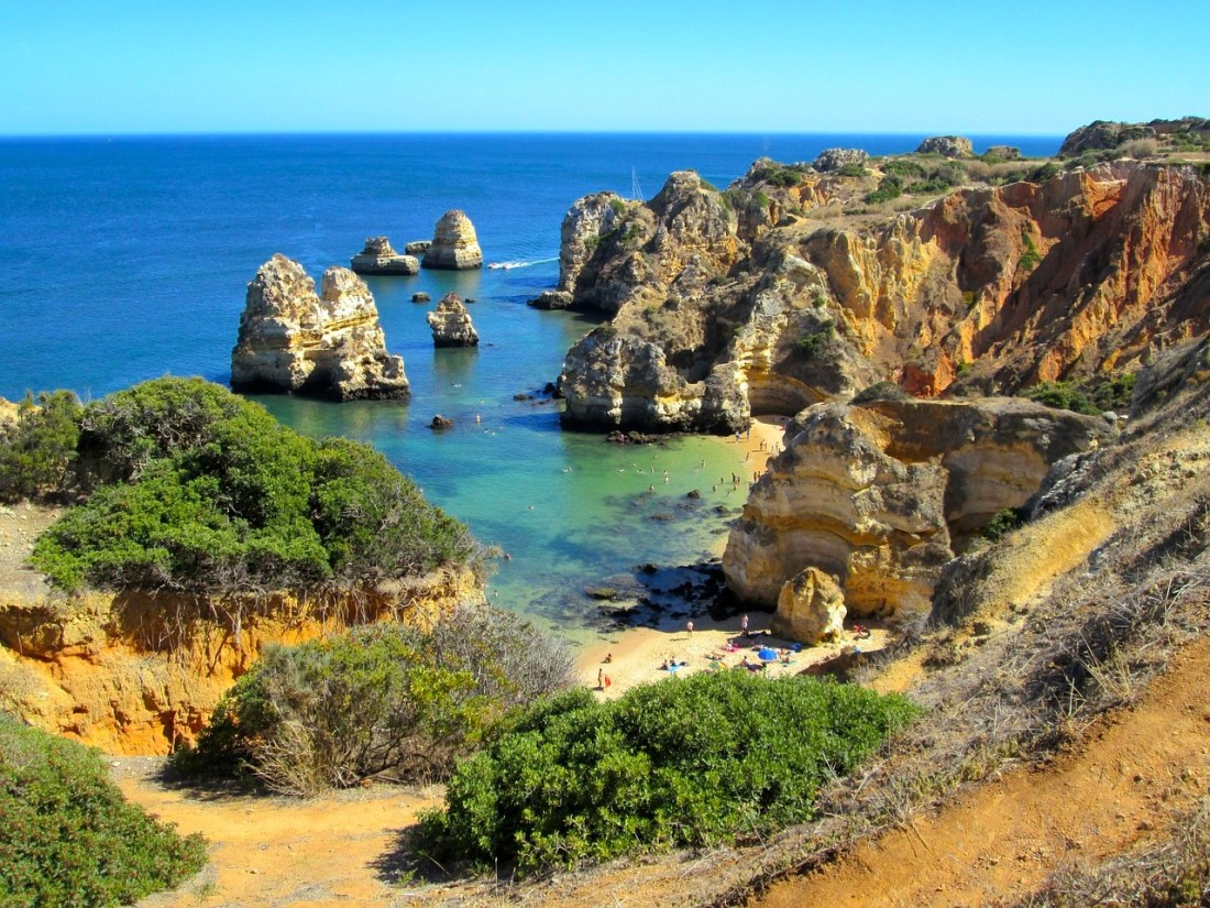 Algarve, Portugal, Lagos