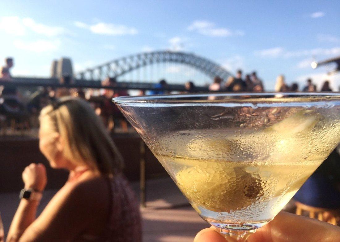 Sydney, Australia, Opera House, Bars