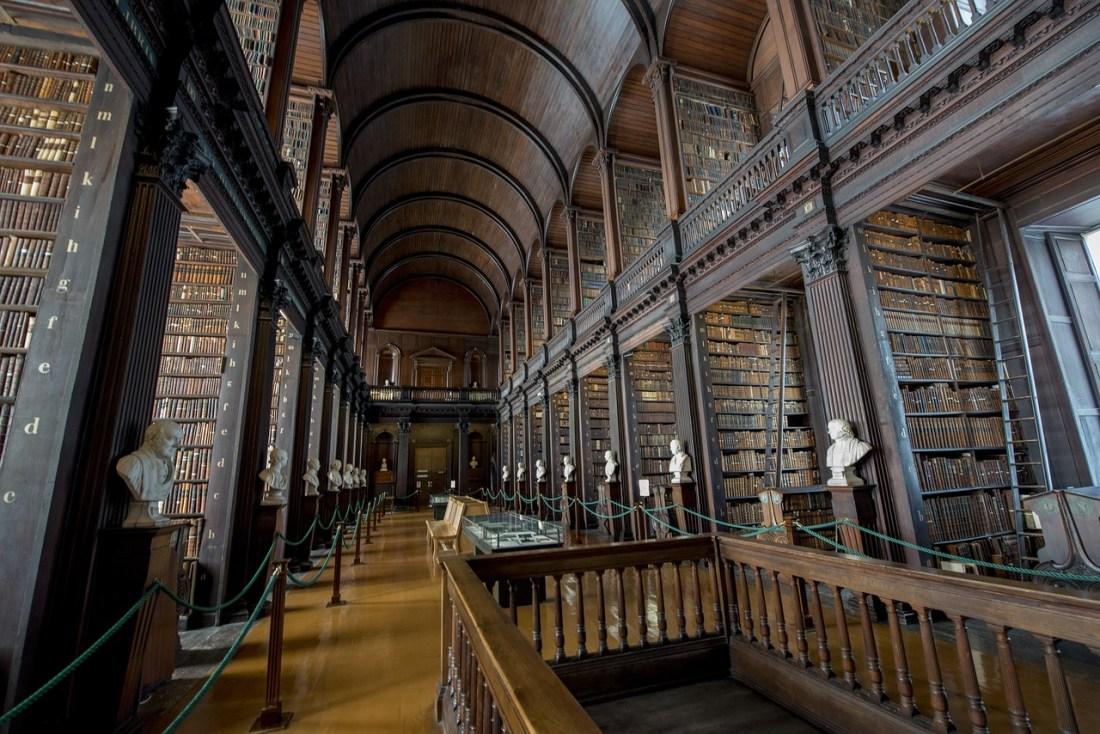 Dublin, City Guide, Trinity College