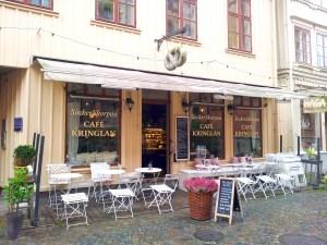 Gothenburg, Café