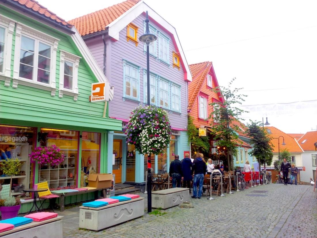 Stavanger, Little shops