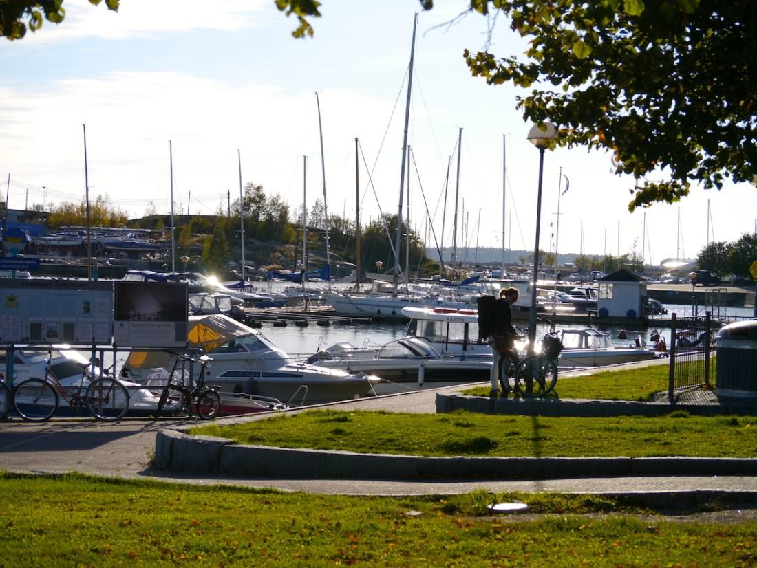 Harbor, Sea