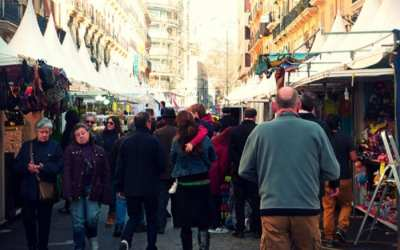 Medieval markets, falleros and craft fairs – March 2019 Valencia