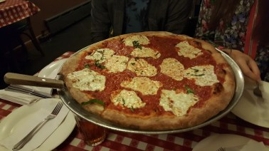 The best pizza in the city — Lombardi's