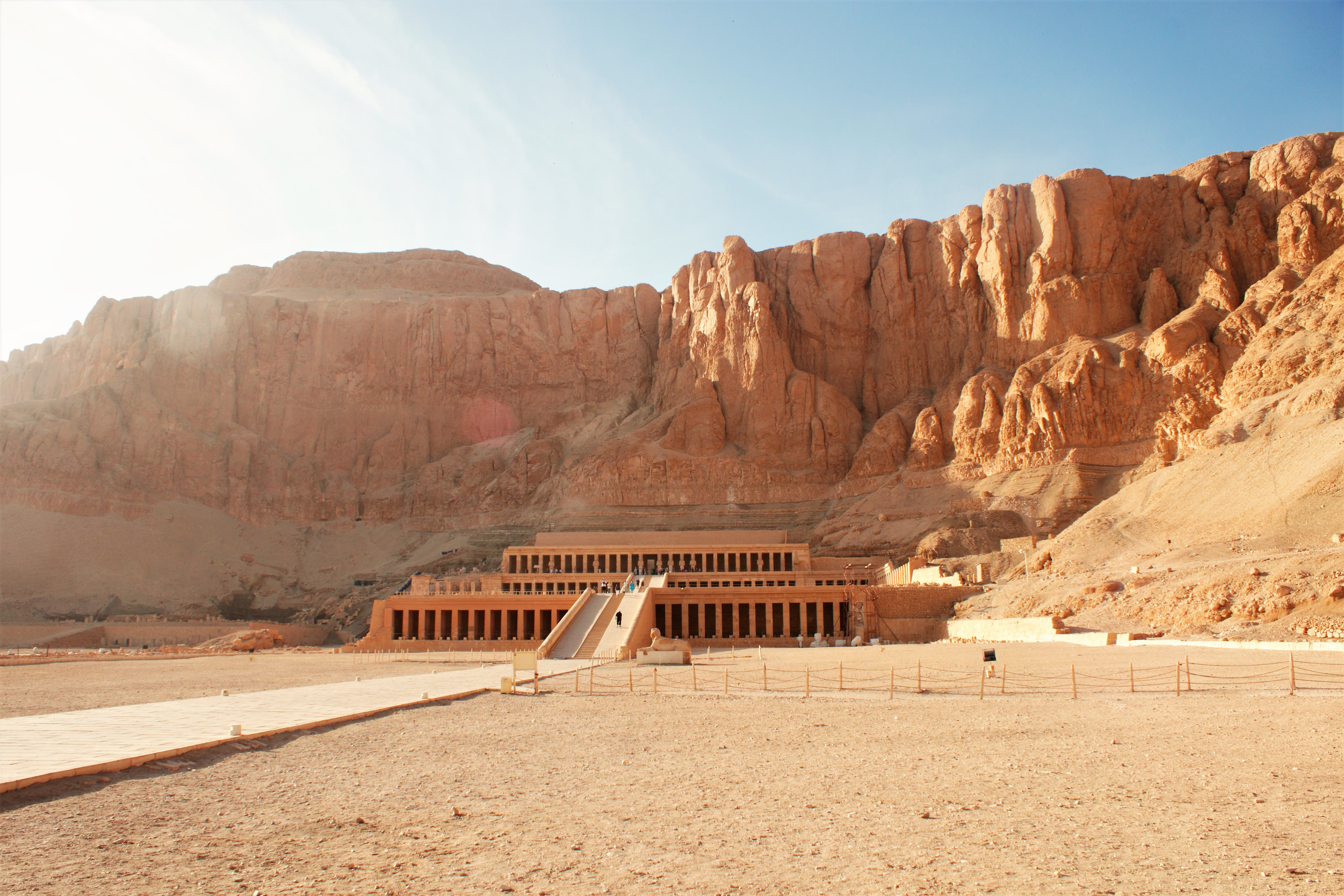 "Hatshepsut, whose name means ""First Among Noble Women"", is today remembered as one of the most successful pharaohs of ancient Egypt."