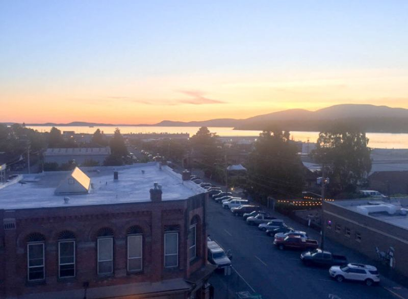 Where to eat, drink, and stay in Anacortes, Washington.