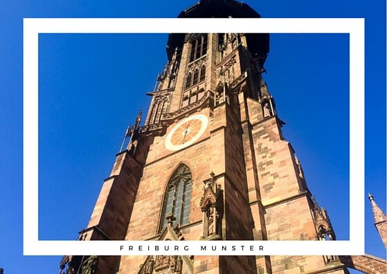 Postcards from Southwest Germany