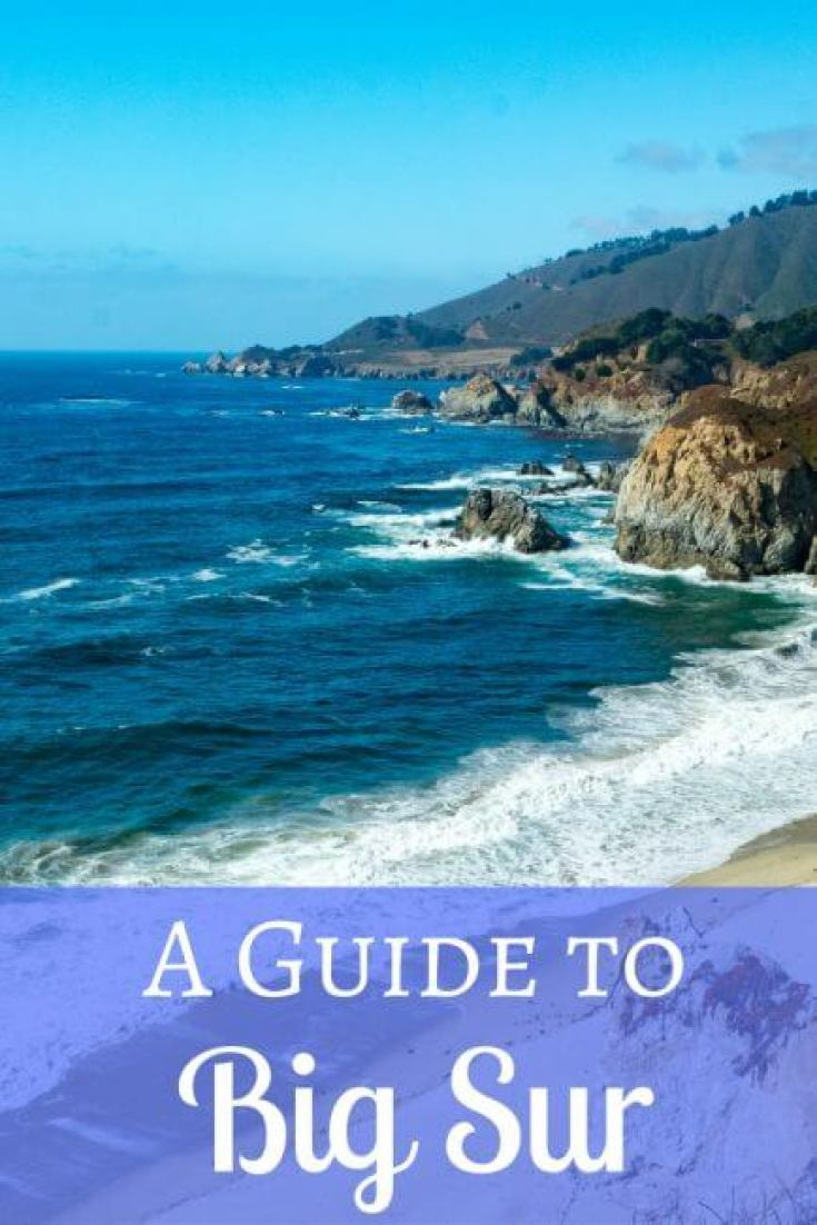 Big Sur is one of the most beautiful places in California. Here's a guide to Big Sur for your next road trip!
