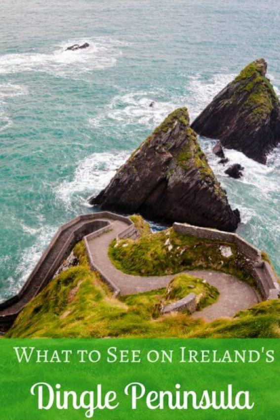 The Dingle Peninsula is one of the most beautiful places in Ireland. Here's a guide on what to see in Ireland's Dingle Peninsula!