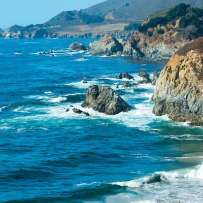 Where to Stop on a Road Trip to Big Sur