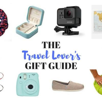 The Travel Lover's Gift Guide