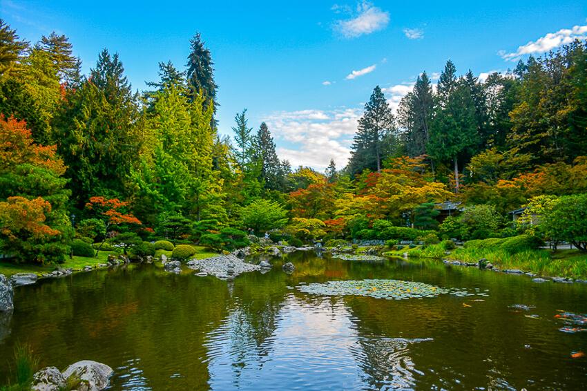 top instagrammable spots japanese gardens
