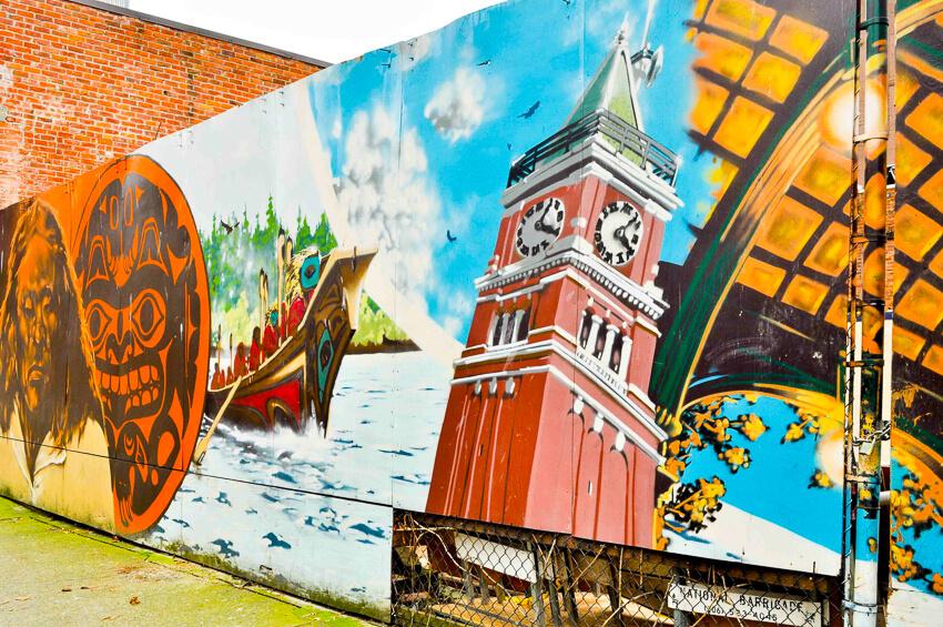 top instagrammable spots mural