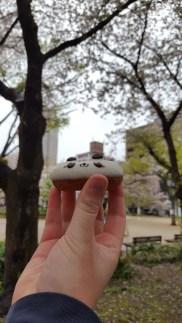 Doughnuts in Osaka