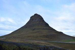 Kurkjufell Mountain