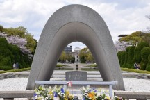 Hiroshima-memorial-peace-park