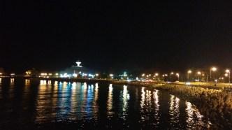 Corniche by night