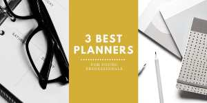 3 Best Planners for Young Professionals