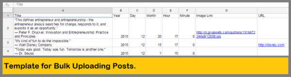 How to Schedule Posts on LinkedIn with Postcron | LinkedIn ...