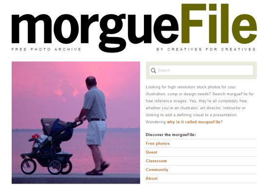 16 - Morguefile
