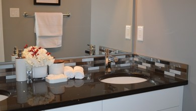 Photo of How Modern Bathroom Vanities Tuck into Large and Small Stylish Bathroom Suites