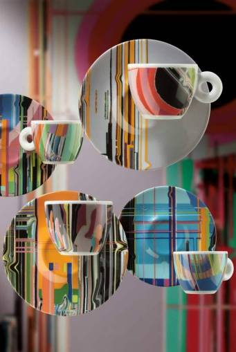 Illy Art Collection by Liu Wei