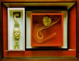 Composição em Vermelho 1972   Farnese de Andrade materiais diversos 57 x 44 cm Reprodução Fotográfica Romulo Fialdini