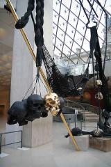 À LA LUMIÈRE DES DEUX MONDES, LOUVRE, 2005