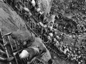 Trabalhadores, Serra Pelada