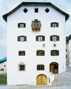 Casa Könz - Fundação para preservar a cultura romansh
