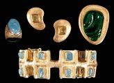 Roberto Burle Marx - jóias